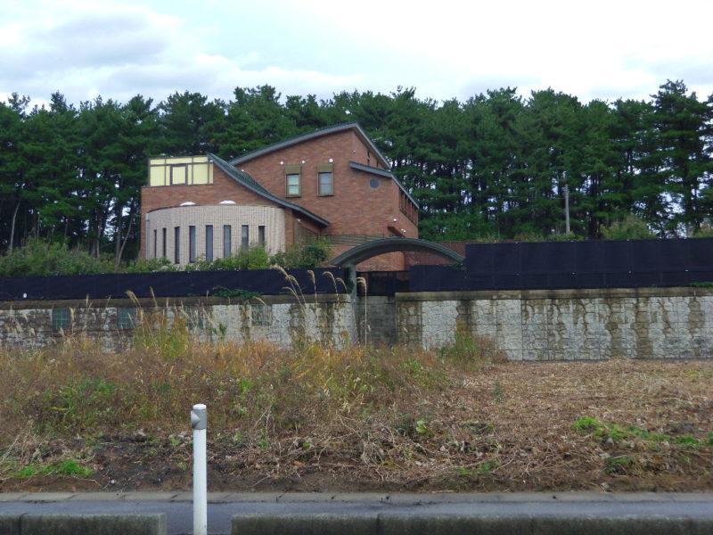 桜井和寿さんの豪邸自宅の外観