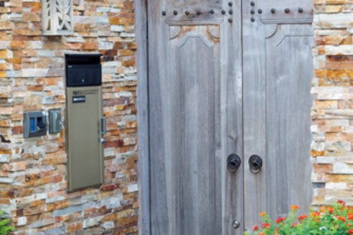 桜井和寿さんの豪邸自宅の玄関