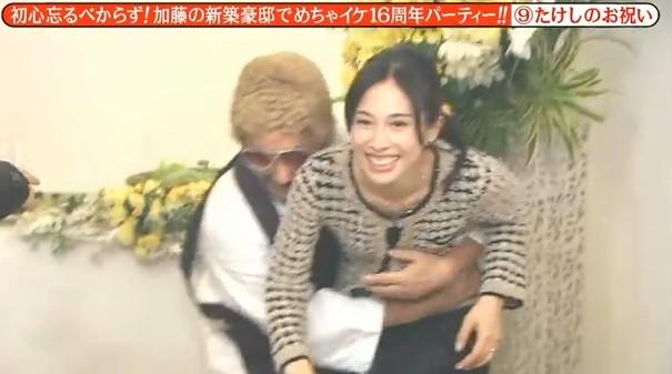 加藤浩次の夫婦円満の秘訣は週2で奥さんを抱くこと