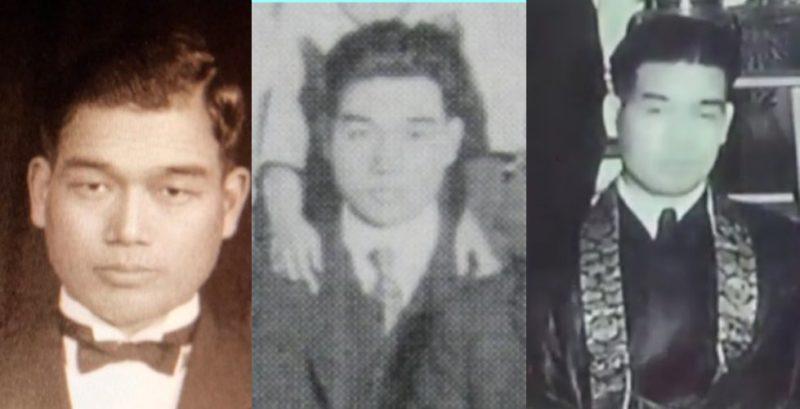 ジャニー喜多川の若い頃の写真