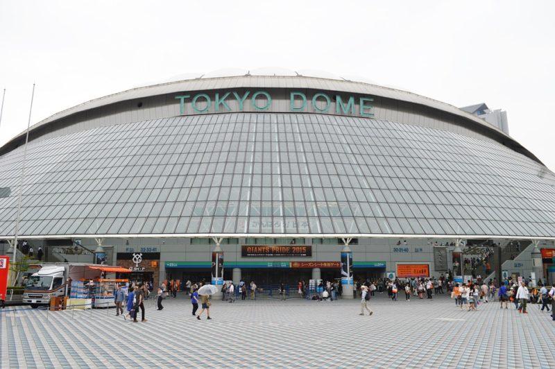 ジャニーさんのお別れ会の場所は東京ドーム