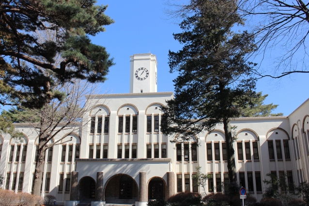 東京農工大学(府中キャンパス)
