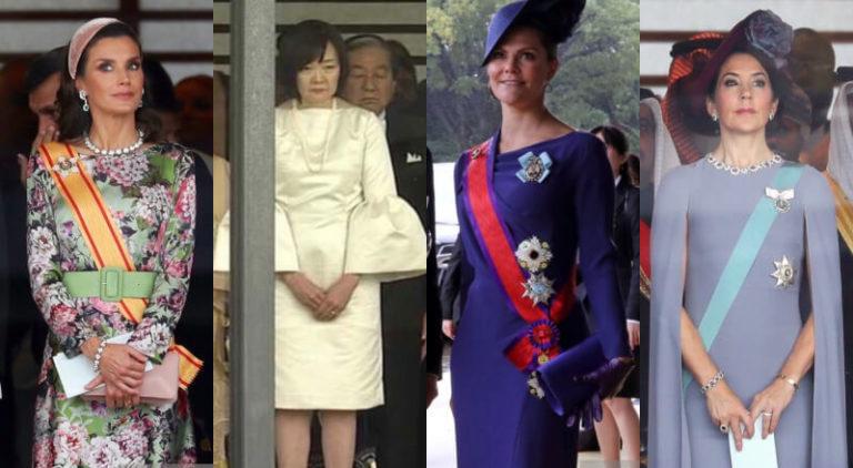 安倍昭恵夫人のドレスはドレスコード違反