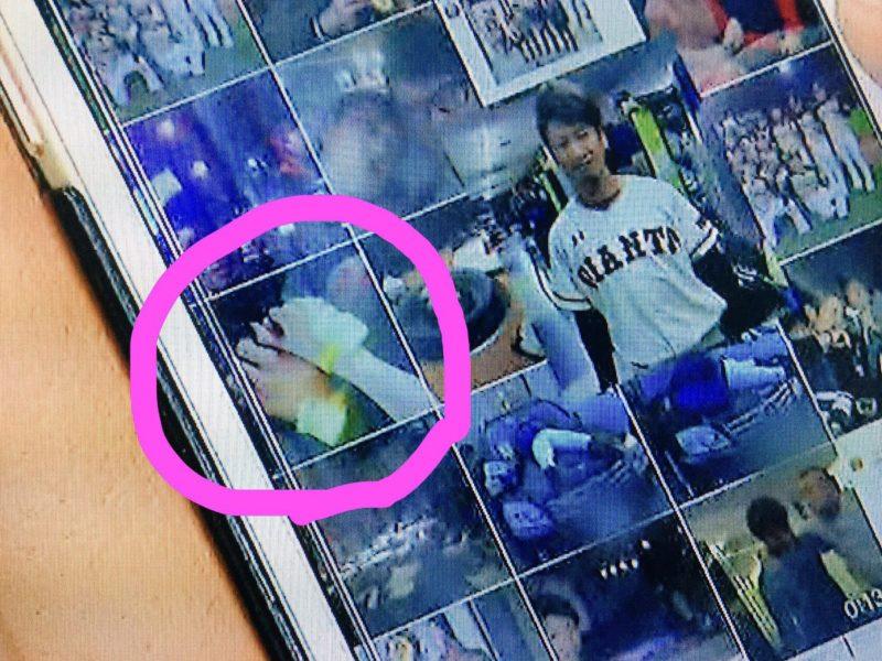 西川遥輝の携帯画像