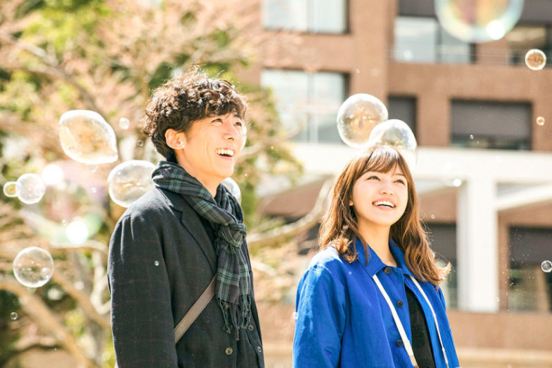 映画九月の恋と出会うまで主演の川口春奈