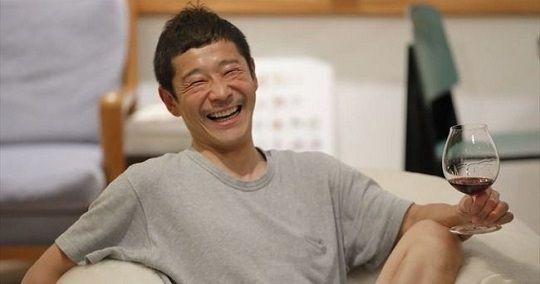 前澤友作の驚愕する女性遍歴