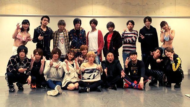 欲望の塊の制作会社はP-style!出演者は歌舞伎町の有名ホスト?