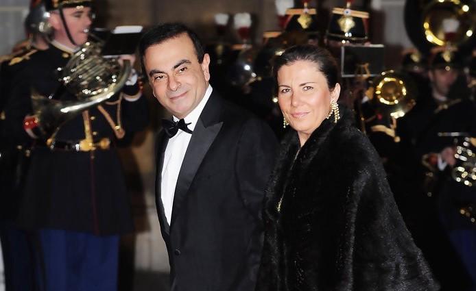 カルロス・ゴーンの前妻リタ・ゴーン