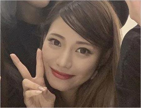 武田舞香は中居正広の12歳下
