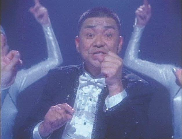 タケモトピアノCMの俳優は財津一郎