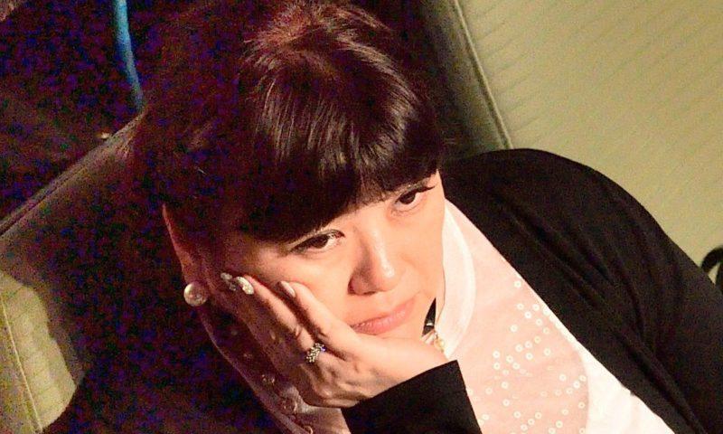 藤島ジュリー景子がジャニーズ会長に就任