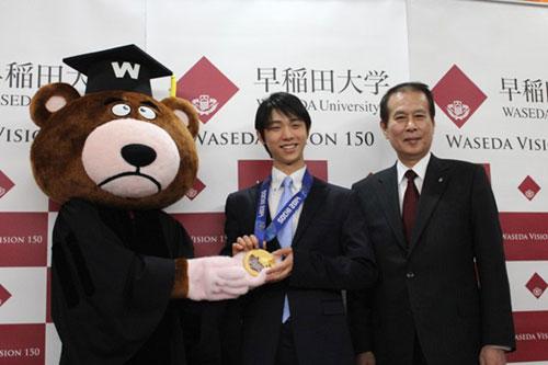 早稲田大学通信課程に在籍していた有名人