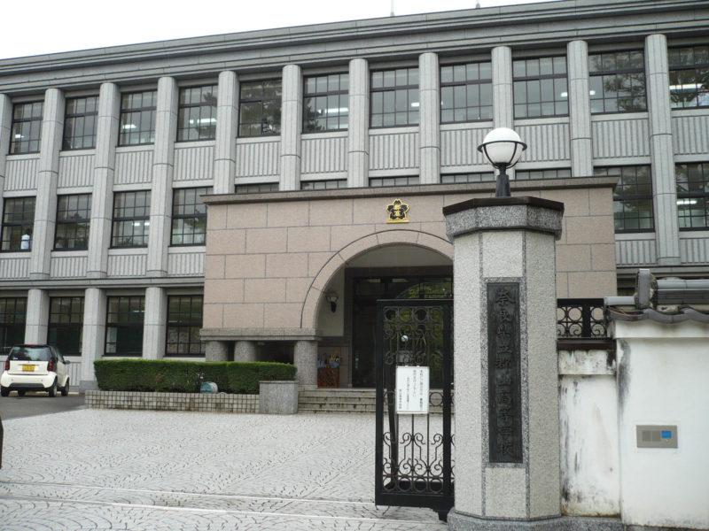 河野純喜さんの出身高校は奈良県立郡山高校