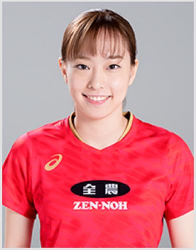 石川佳純の妹・梨良は卓球選手