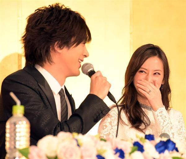 子供の話題がなかったDAIGOさんと北川景子さん