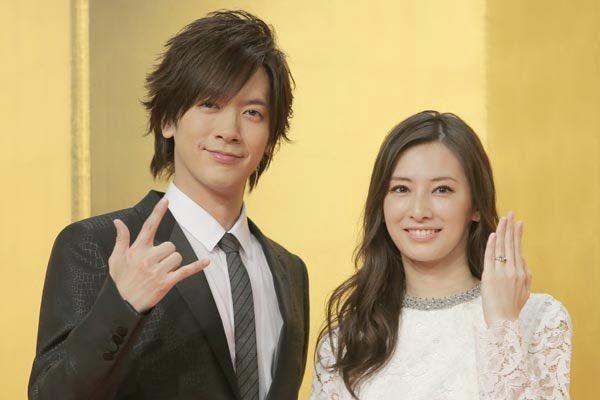 北川景子さんとDAIGOさんは美形夫婦