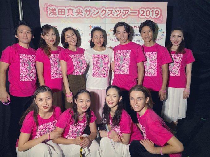 サンクスツアー2019のメンバー
