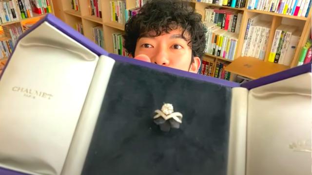 メンタリストDaiGoの結婚相手はまなみ?彼女への指輪を240万円で購入!